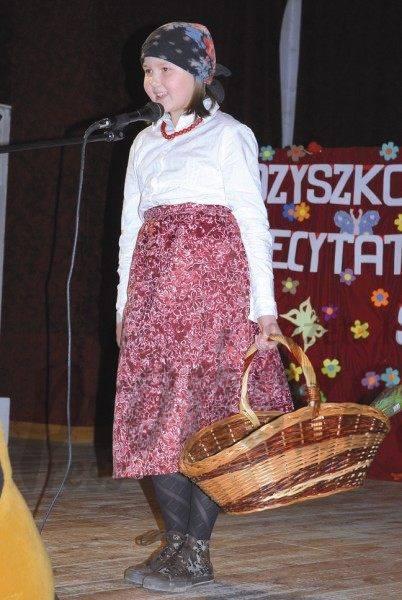 Konkurs Recytatorski W Sochocinie Płońsk Plonszczakpl